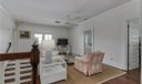 Upstairs living room.