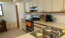 Kitchen. Spacious kitchen with eat-in breakfast area.  Stainless appliances.