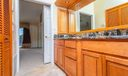 Master Bath/Spa. Dressing area with  double sinks and a large walk-in closet!